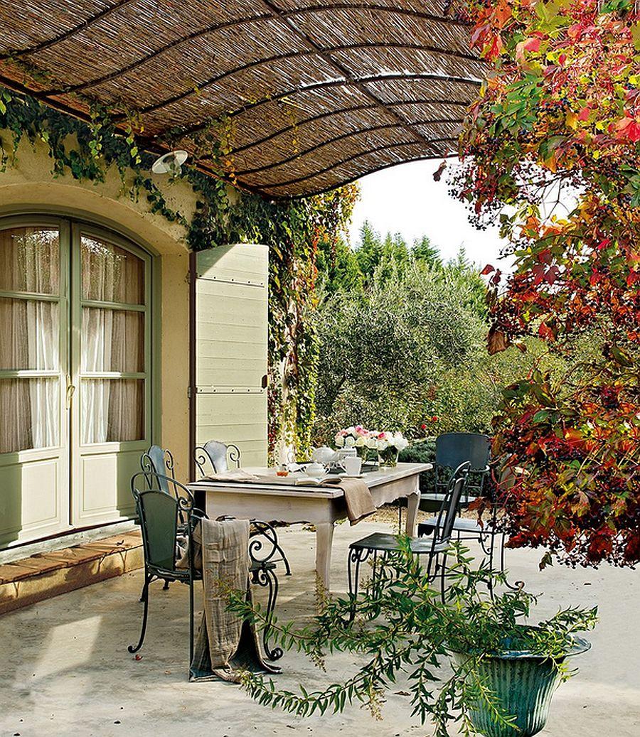 adelaparvu.com despre casa in stil Provence, Maison de Line, Franta (17)