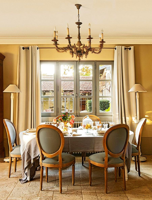 adelaparvu.com despre casa in stil Provence, Maison de Line, Franta (20)