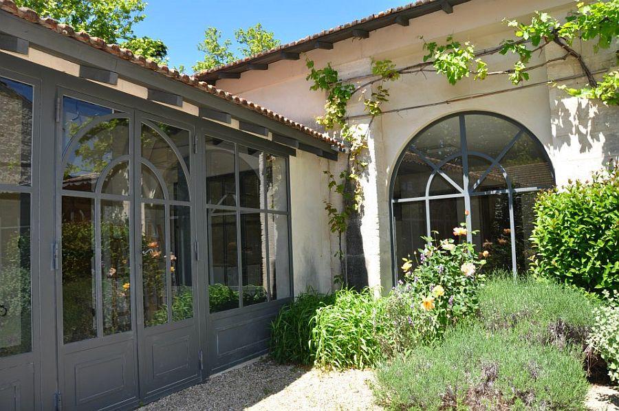 adelaparvu.com despre casa in stil Provence, Maison de Line, Franta (4)