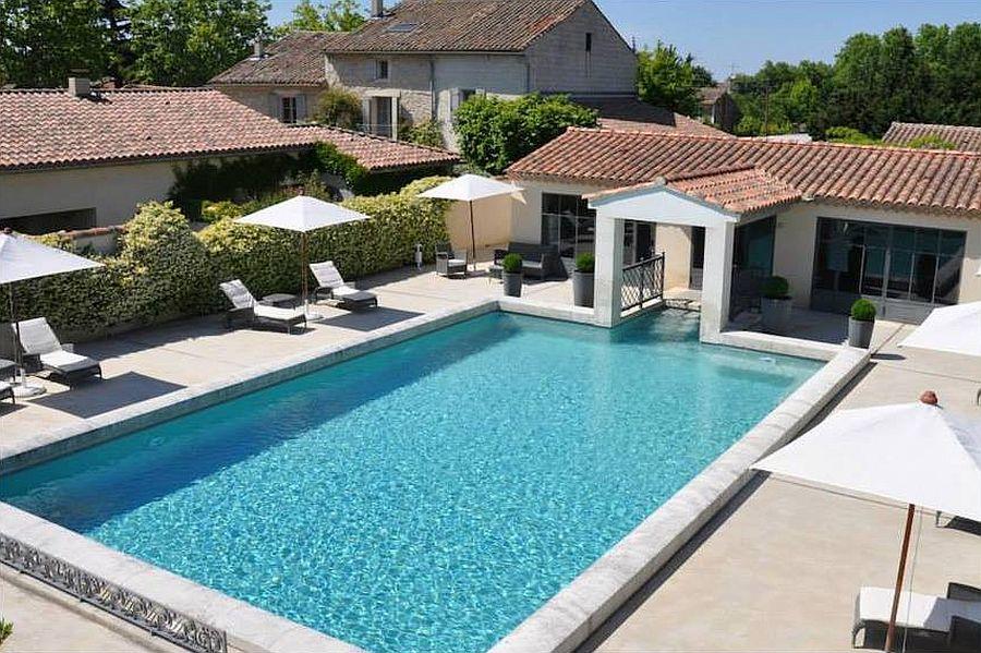 adelaparvu.com despre casa in stil Provence, Maison de Line, Franta (5)