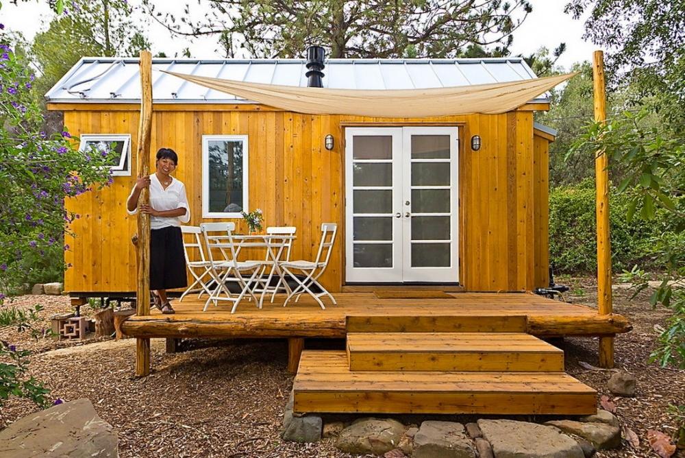 adelaparvu.com despre casa mica de 13 mp, casa pe roti, Sol House, design Vina Lustado (12)