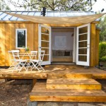 adelaparvu.com despre casa mica de 13 mp, casa pe roti, Sol House, design Vina Lustado (13)