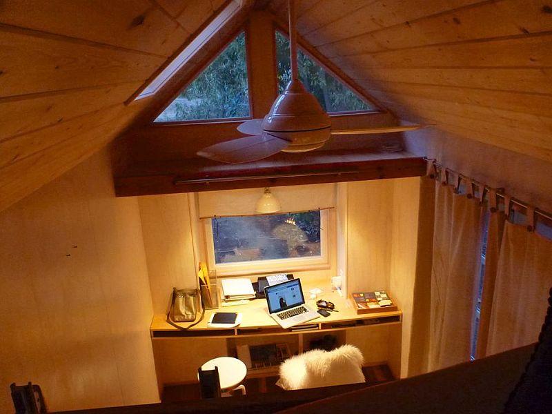 adelaparvu.com despre casa mica de 13 mp, casa pe roti, Sol House, design Vina Lustado (3)