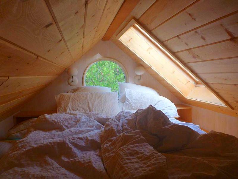 adelaparvu.com despre casa mica de 13 mp, casa pe roti, Sol House, design Vina Lustado (7)