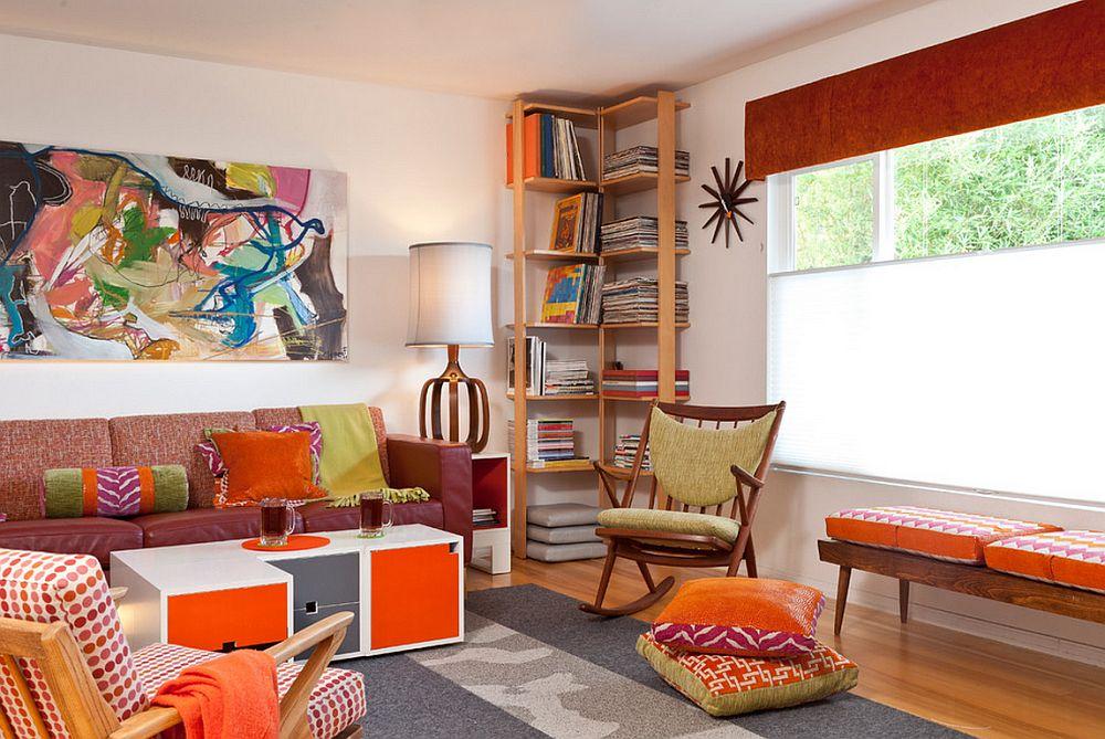 adelaparvu.com despre casa mica de familie colorata, casa San Diego, SUA, design Krysti Kropat (14)