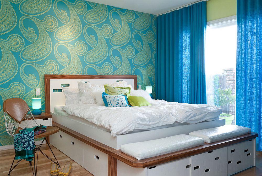 adelaparvu.com despre casa mica de familie colorata, casa San Diego, SUA, design Krysti Kropat (15)