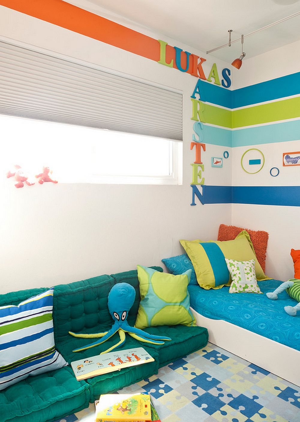 adelaparvu.com despre casa mica de familie colorata, casa San Diego, SUA, design Krysti Kropat (19)