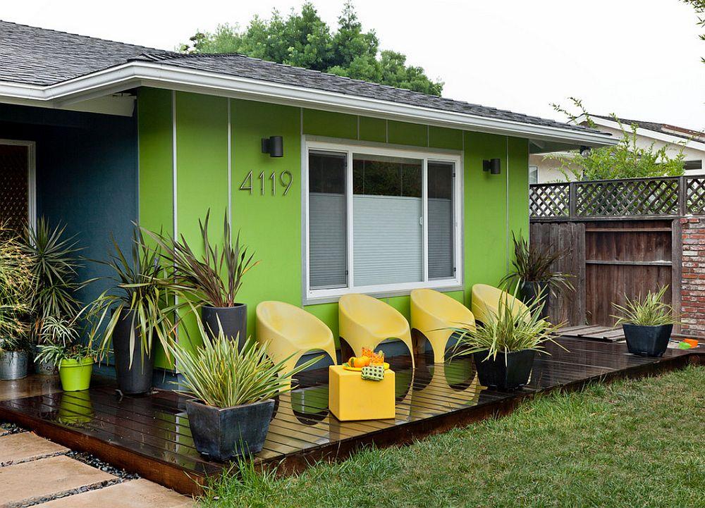 adelaparvu.com despre casa mica de familie colorata, casa San Diego, SUA, design Krysti Kropat (2)