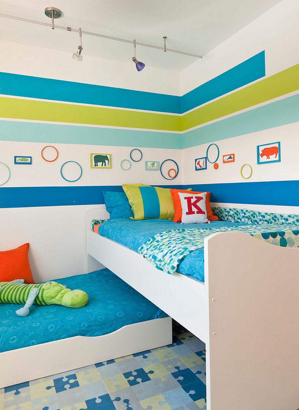 adelaparvu.com despre casa mica de familie colorata, casa San Diego, SUA, design Krysti Kropat (20)