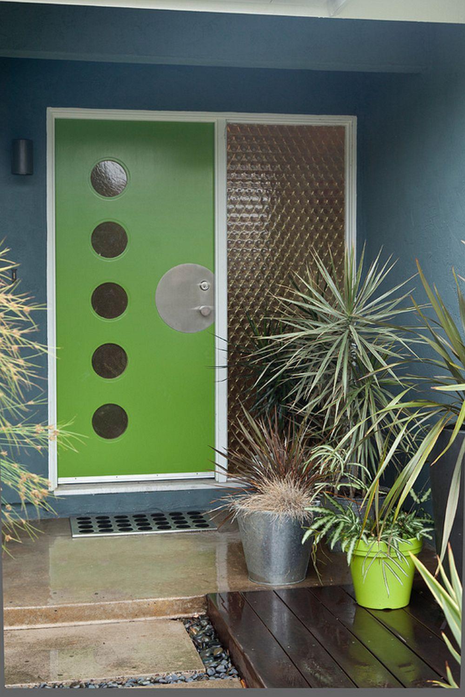 adelaparvu.com despre casa mica de familie colorata, casa San Diego, SUA, design Krysti Kropat (4)