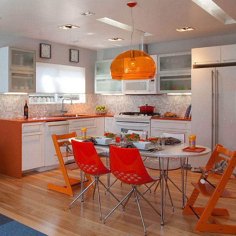 adelaparvu.com despre casa mica de familie colorata, casa San Diego, SUA, design Krysti Kropat (6)