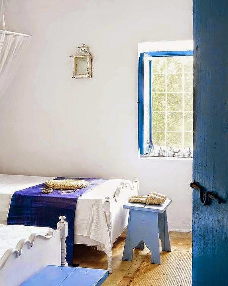 adelaparvu.com despre casa rustica cu tamplarie albastra, casa Spania, Formentera, design Paola Pier si Angelo Pier (10)