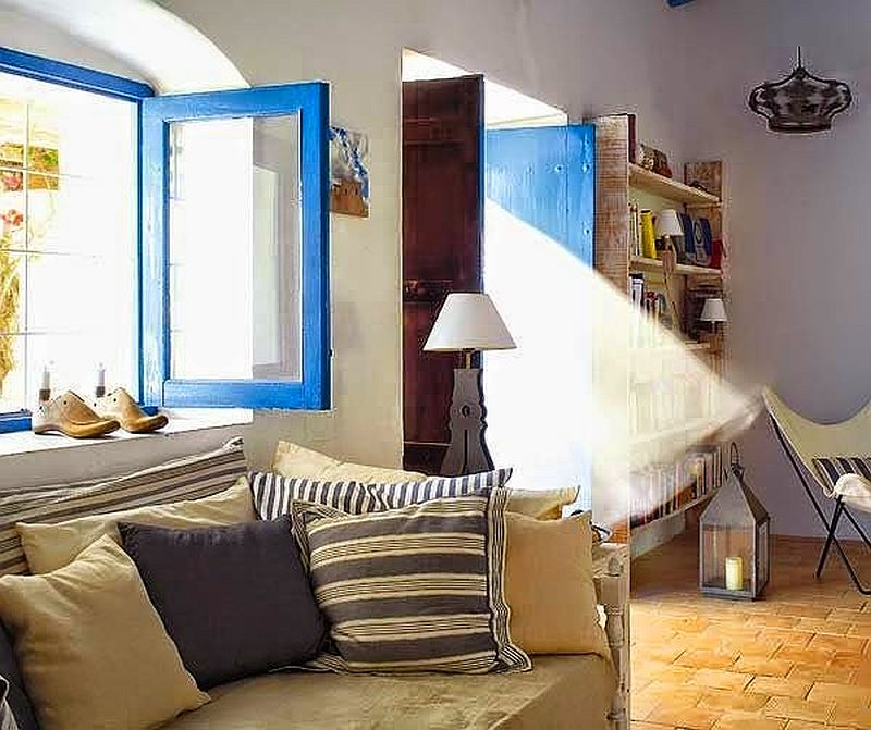 adelaparvu.com despre casa rustica cu tamplarie albastra, casa Spania, Formentera, design Paola Pier si Angelo Pier (7)