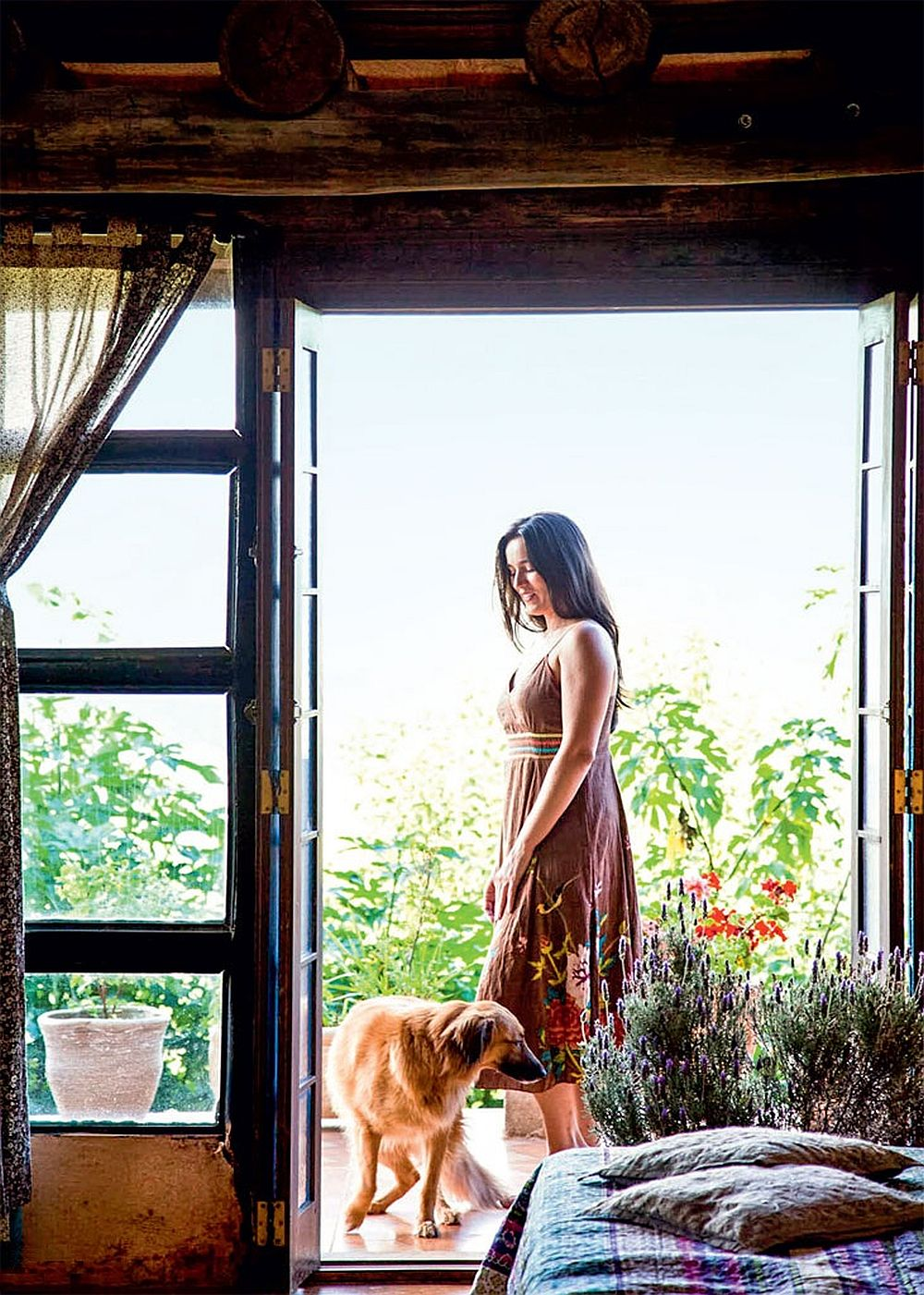 adelaparvu.com despre casa sustenabila, Giuliana Capello, arhitect Lara Freitas 20