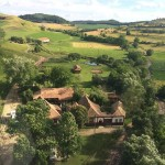 adelaparvu.com despre case traditionale sasesti la Valea Verde, Cund, Romania (7)