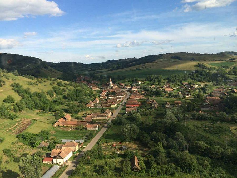 adelaparvu.com despre case traditionale sasesti la Valea Verde, Cund, Romania (8)