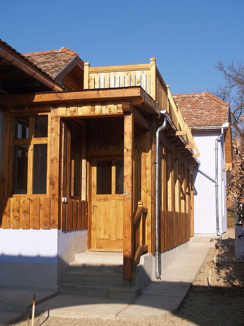 adelaparvu.com despre case traditionale sasesti, vacanta la tara la Valea Verde, Cund Romania
