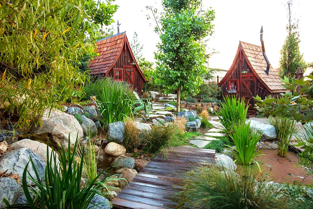 adelaparvu.com despre casute de gradina, case din lemn reciclat, design Dan Pauly, Rusticway (3)