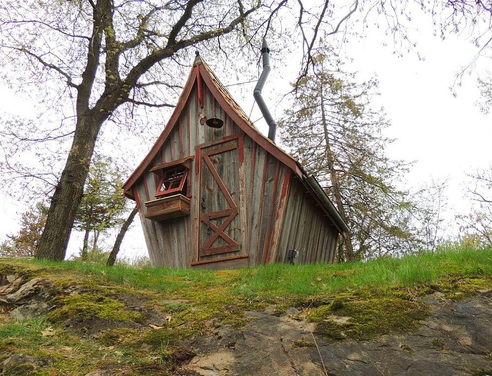 adelaparvu.com despre casute de gradina, case din lemn reciclat, design Dan Pauly, Rusticway (6)