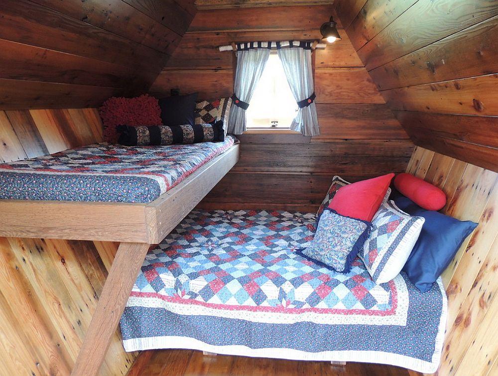 adelaparvu.com despre casute de gradina, case din lemn reciclat, design Dan Pauly, Rusticway (8)