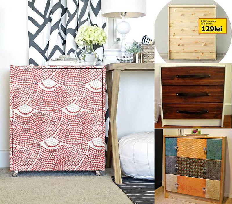 adelaparvu.com despre comoda Rast 129 lei, piese ieftine si bune de la IKEA, colectia 2015 (2)
