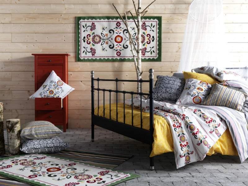 adelaparvu.com despre covor Akerkulla 79,99 lei, piese ieftine si bune de la IKEA, colectia 2015