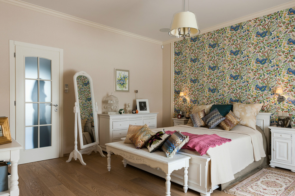 adelaparvu.com despre decor romantic la interiorul unui conac restaurat, vila Rusia, designer Lada Podolsky, DeCity (12)