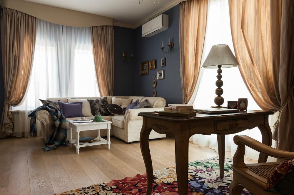 adelaparvu.com despre decor romantic la interiorul unui conac restaurat, vila Rusia, designer Lada Podolsky, DeCity (15)