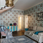 adelaparvu.com despre decor romantic la interiorul unui conac restaurat, vila Rusia, designer Lada Podolsky, DeCity (8)