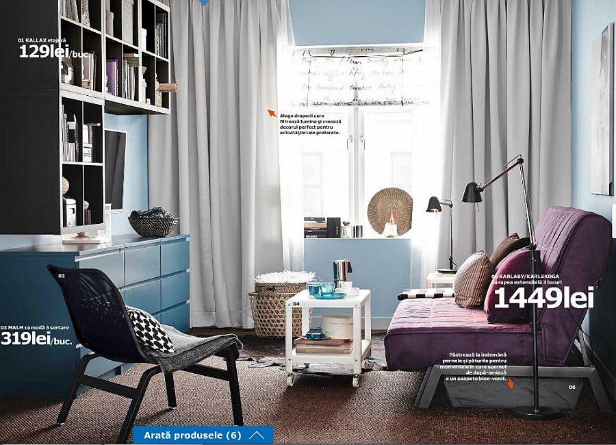 adelaparvu.com despre etajera Kallax 129 lei, piese ieftine si bune de la IKEA, colectia 2015 (3)
