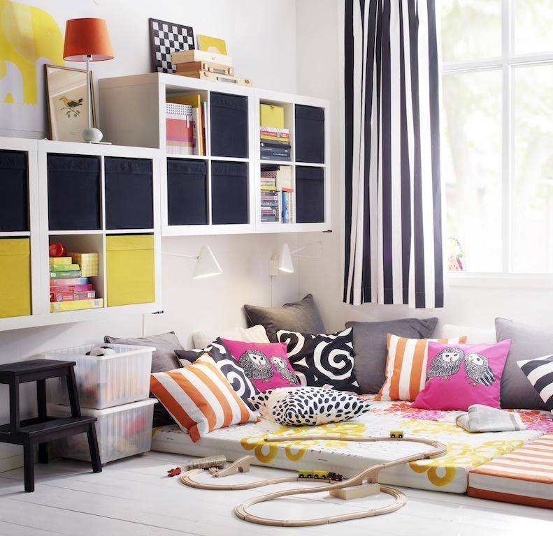 adelaparvu.com despre etajera Kallax 129 lei, piese ieftine si bune de la IKEA, colectia 2015 (4)