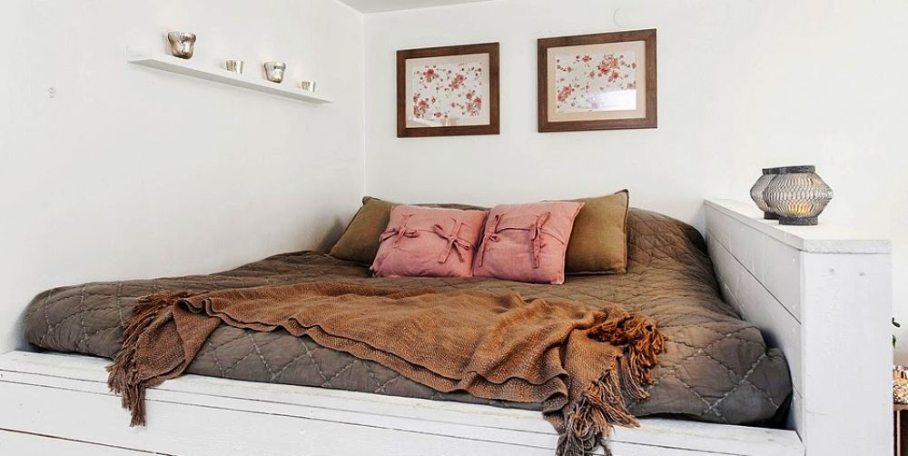 adelaparvu.com despre garsoniera cu canapea si pat in aceeasi camera, Foto Lundin (9)