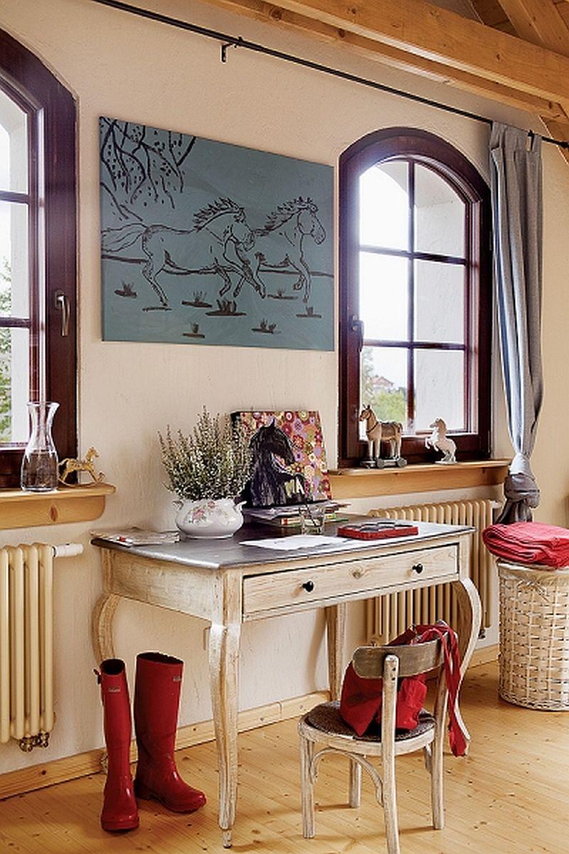 adelaparvu.com despre hambar transformat in casa, casa la tara Polonia, Foto Weranda Country (11)