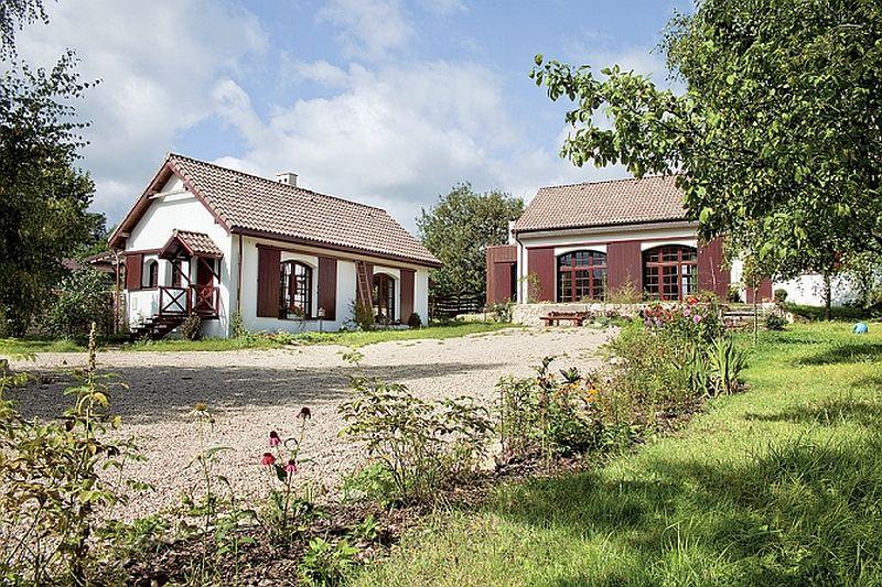 adelaparvu.com despre hambar transformat in casa, casa la tara Polonia, Foto Weranda Country (12)