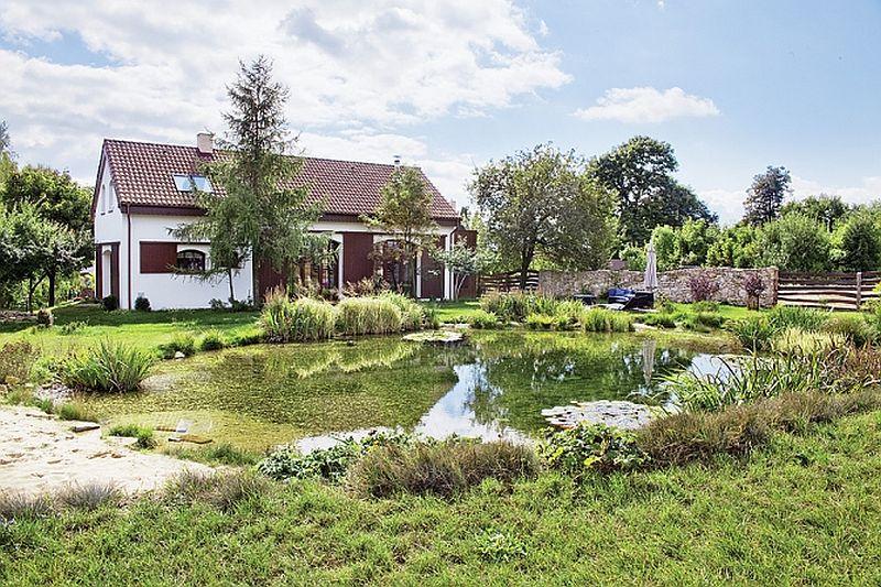 adelaparvu.com despre hambar transformat in casa, casa la tara Polonia, Foto Weranda Country (13)