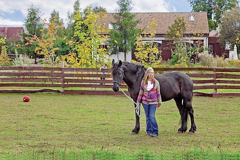 adelaparvu.com despre hambar transformat in casa, casa la tara Polonia, Foto Weranda Country (15)
