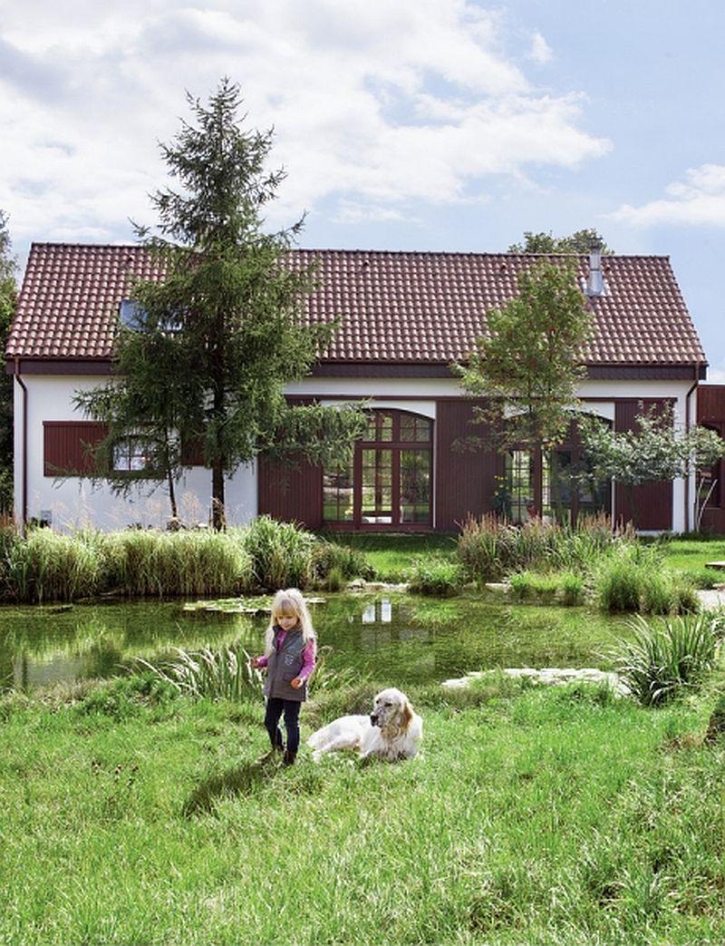 adelaparvu.com despre hambar transformat in casa, casa la tara Polonia, Foto Weranda Country (16)