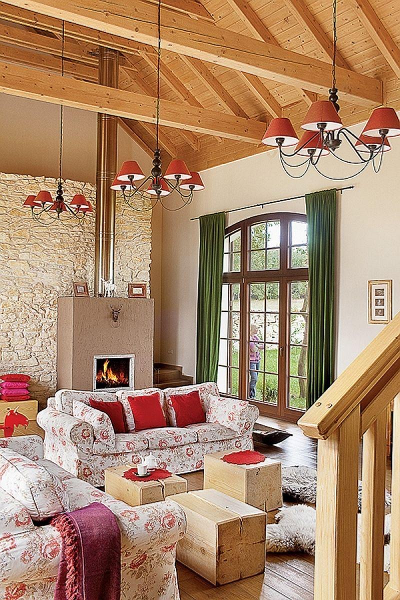 adelaparvu.com despre hambar transformat in casa, casa la tara Polonia, Foto Weranda Country (8)