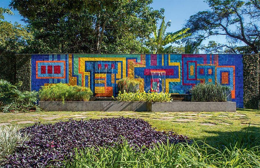 adelaparvu.com despre idei decorare calcane, artist Burle Marx (1)