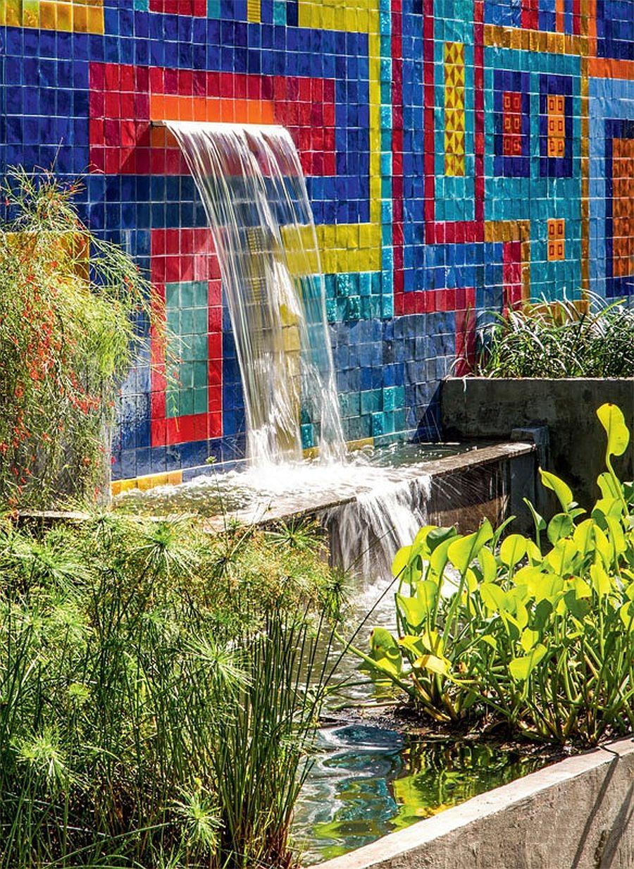 adelaparvu.com despre idei decorare calcane, artist Burle Marx (3)