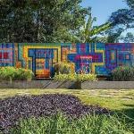adelaparvu.com despre idei decorare calcane, artist Burle Marx (4)