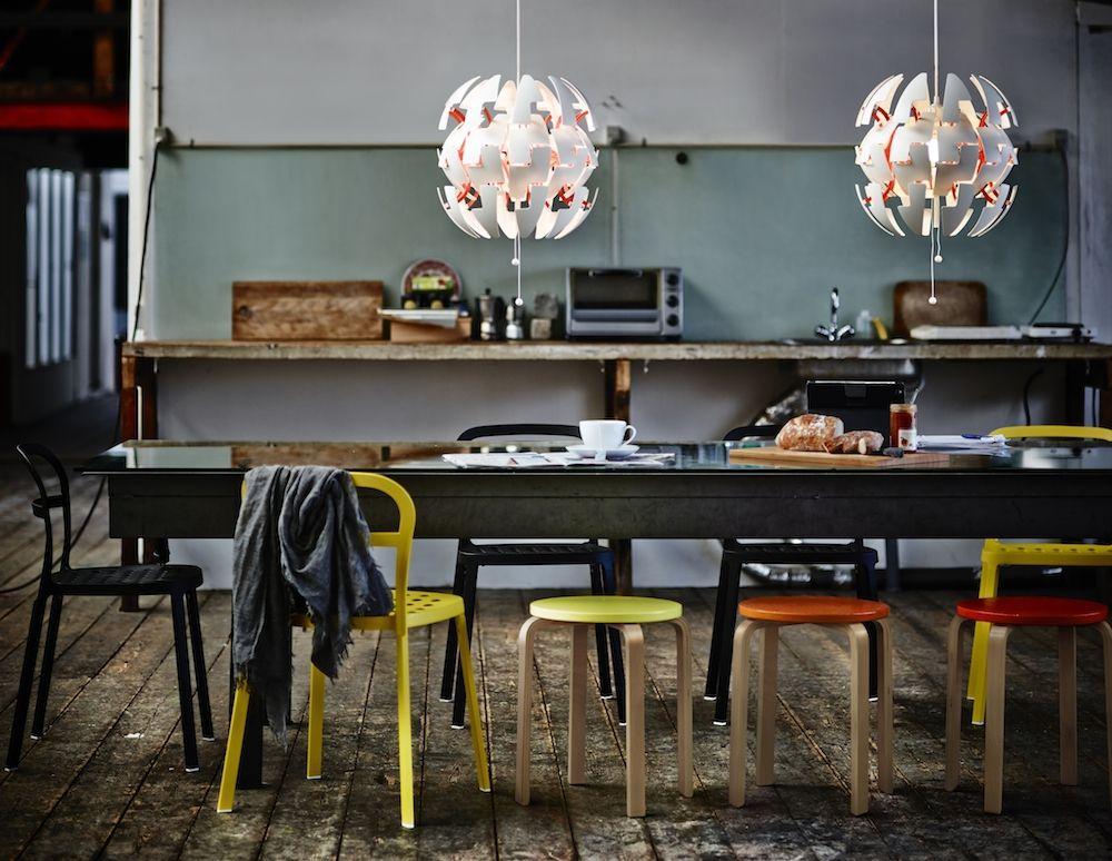 adelaparvu.com despre lustra PS 2014, 199 lei, piese ieftine si bune de la IKEA, colectia 2015 (1)