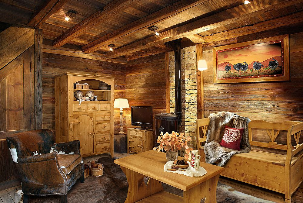 adelaparvu.com despre mobila pentru cabane, mobila in stil alpin elvetian Transilvania Production (6)