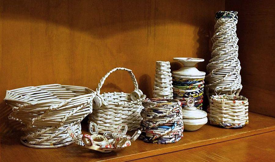 adelaparvu.com despre obiecte din hartie si materiale reciclate, design Andrei Radu, Weengf Design (2)