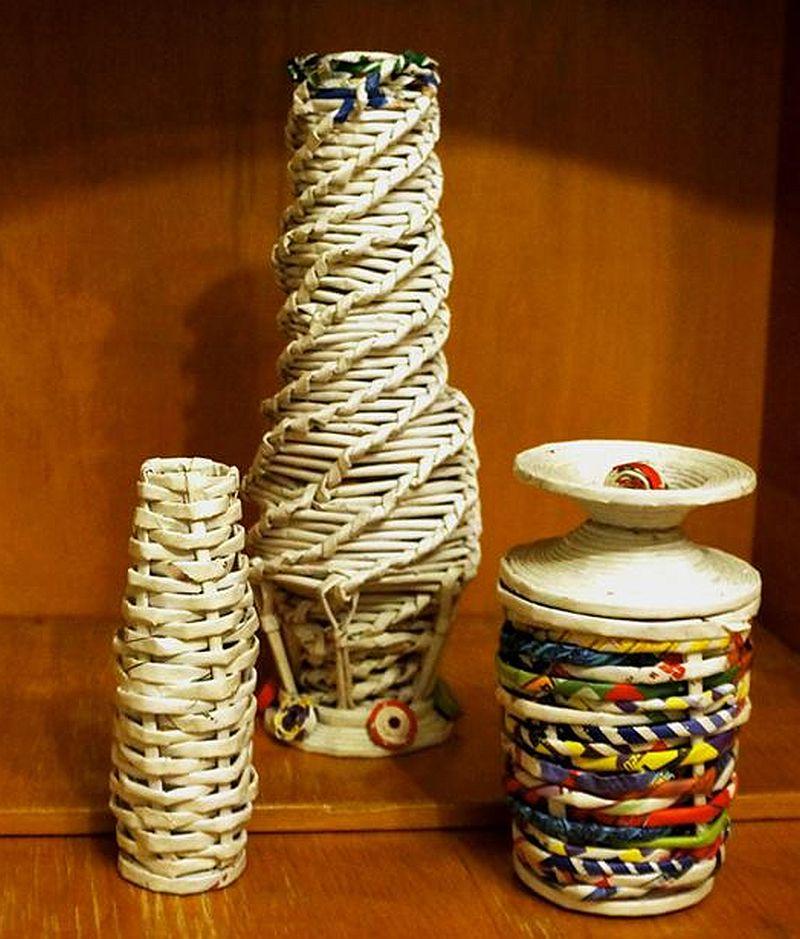 adelaparvu.com despre obiecte din hartie si materiale reciclate, design Andrei Radu, Weengf Design (5)