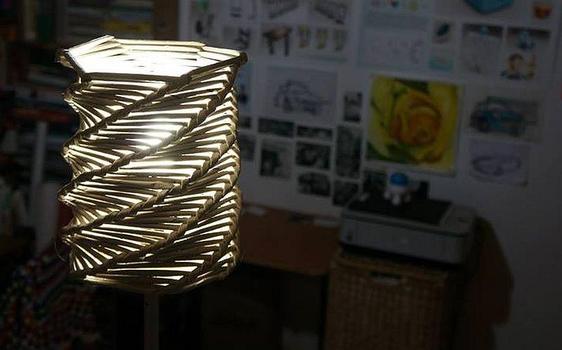 adelaparvu.com despre obiecte din hartie si materiale reciclate, design Andrei Radu, Weengf Design (7)