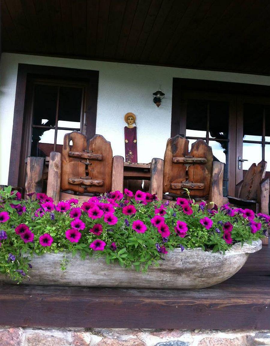 adelaparvu.com despre pensiunea turistica, casa in stil rustic, Mazurskie Siedlisko Kruklin, Polonia (13)