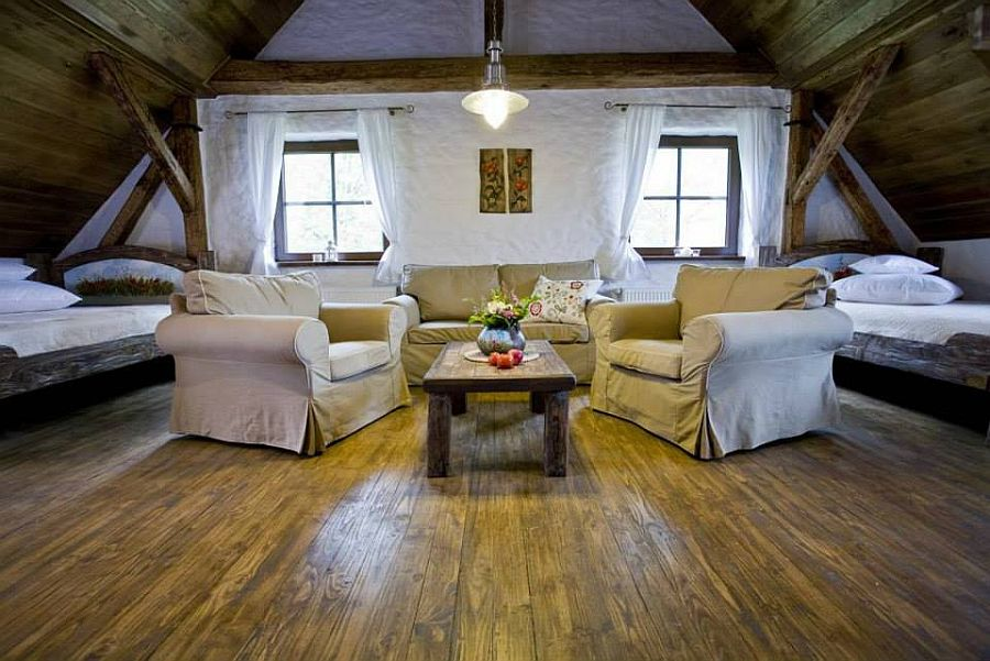 adelaparvu.com despre pensiunea turistica, casa in stil rustic, Mazurskie Siedlisko Kruklin, Polonia (14)