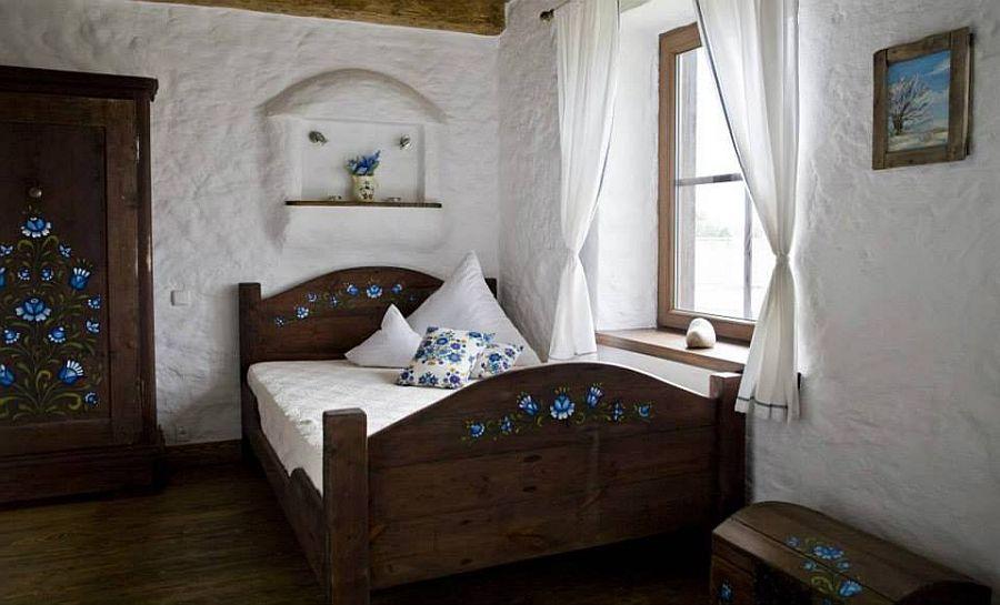 adelaparvu.com despre pensiunea turistica, casa in stil rustic, Mazurskie Siedlisko Kruklin, Polonia (15)