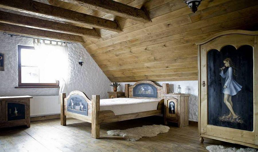 adelaparvu.com despre pensiunea turistica, casa in stil rustic, Mazurskie Siedlisko Kruklin, Polonia (16)
